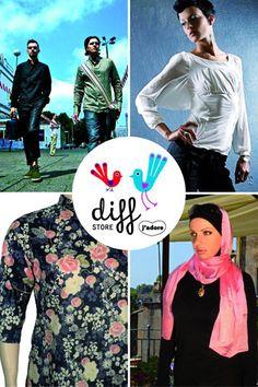Isabell Schmidtke will mit dem Online-Marktplatz für mode diffstore.com  die Welt schöner und bunter machen Boutique, Baseball Cards, Shopping, La Mode, Things To Do, World, Woman, Nice Asses, Boutiques