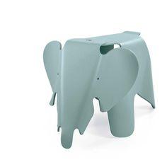 20 fine ting til barnerommet | Bo-bedre.no En klassiker vi aldri blir lei av!  Charlie og Ray Eames' elefant fra Vitra, H 41,5 cm, B 35 cm, L 78,5 cm, 2165 kr, 2rom.no.