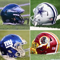 With the 2020 NFL Draft right around the corner, here's a look at some NFC East Draft Notes for the Eagles, Cowboys, Giants and Redskins. Dallas Cowboys, Ricky Williams, Nfc East, Nfl Network, In His Time, Carson Wentz, Lineman