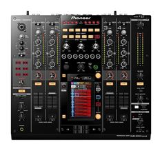 PIONEER DJM 2000 NEXUS Mix 4 channel & more: Amazon.co.uk: Electronics