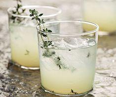 12 Sommer Gin Getränke