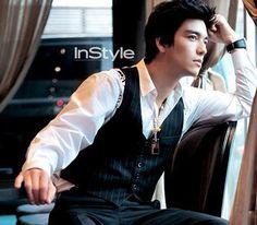Dennis Oh. Hot Korean Guys, Korean Men, Asian Men, Korean Actors, Dennis Oh, Daniel Henney, Instyle Magazine, Male Beauty, Gorgeous Men