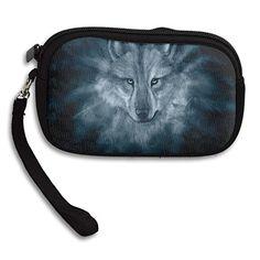 Free Wolf Women's Zipper Small Wallet Purse Porte-monnaie Clutch Cards Holder Wallet Purse Business Card Wallet   #shoutoutback
