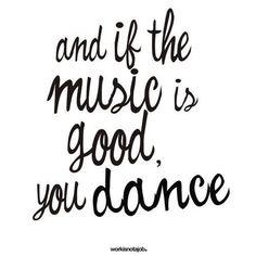 Music. Dance. Whoop.