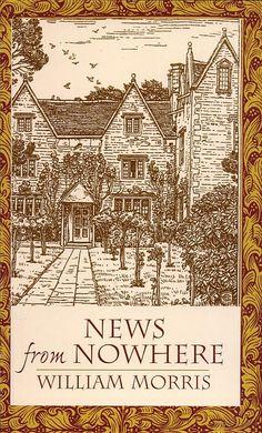 William Morris, in text.