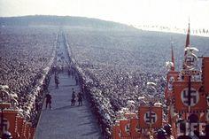 Nuremberg, 1937.