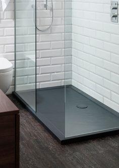 35mm Grey Slate Shower Trays in Shower Trays | Crosswater Splendid Bathroom Sale 2015