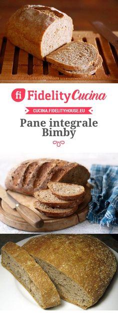 Pane integrale Bimby Pizza Recipes, Cooking Recipes, Veggie Delight, Best Italian Recipes, Keto Bread, Food Illustrations, Light Recipes, Finger Foods, Catering