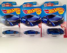 nice Great (2) '17 Acura NSX Wheel ERRORS Hot Wheels (1) Base Car 2017/2018 Check more at http://24carshop.com/product/great-2-17-acura-nsx-wheel-errors-hot-wheels-1-base-car-20172018/