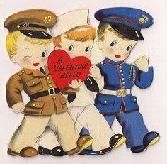 Military valentine