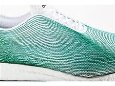 SAVE THE OCEAN ONE STEP AT A TIME IN ADIDAS ULTRABOOST