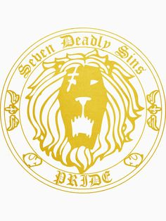 'Serpeants Envy Back' T-Shirt by wonderworks Escanor Seven Deadly Sins, Lion Tattoo Design, Tattoo Designs, Lion Pride, Graffiti Characters, Pride Tattoo, Barber Shop Decor, Lion Art, Anime Crossover