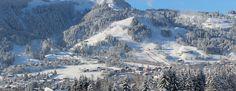 Wunderbare Aussicht -auch im Winter- The View bietet einen Aussblick auf die Kitzbüheler Alpen - vom eigenen Balkon