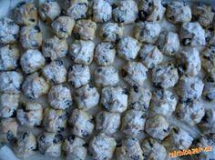 Svatební koláčky bez kynutí Dog Food Recipes, Blueberry, Fruit, Ethnic Recipes, Cakes, Berry, Cake Makers, Kuchen, Dog Recipes