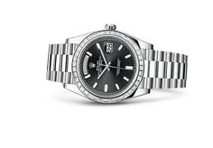 Rolex Day-Date 40 Watch: Platinum - 228396TBR