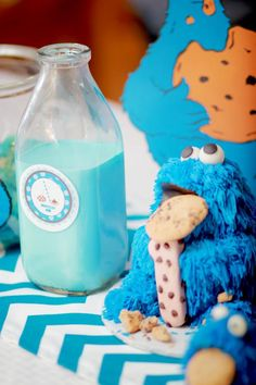 ~Cookie Monster Party~