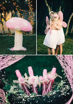 Twinkling Fairy Tea Party {Party on a Dime #4}