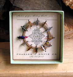 Orvis Superfine Flies Photo: Dean A. Fly Fishing Books, Fly Fishing Gifts, Fly Fishing Tackle, Fishing World, Vintage Fishing Lures, Fishing Guide, Fishing Stuff, Homemade Fishing Lures, Bamboo Fly Rod