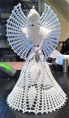 Vintage Crochet Patterns Cotton Thread Lace Christmas Angel | Etsy Crochet Angel Pattern, Crochet Angels, Vintage Crochet Patterns, Knitting Patterns, Crochet Christmas Ornaments, Christmas Crochet Patterns, Christmas Knitting, Crochet Snowflakes, Etsy Christmas