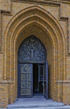 Poland door