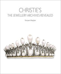 Livre Christie's The Jewellery Archives Revealed