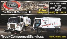 Truck Component Services - Heavy Truck Salvage Volvo Trucks, Heavy Truck, Used Parts, Peterbilt, Semi Trucks, Truck Parts, Online Business, How To Get, Big Rig Trucks