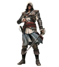 Edward Kenway - Assassin's Creed IV: Black Flag Wiki Guide - IGN