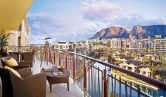 One & Only Capetown, South Africa. Rated 9.1