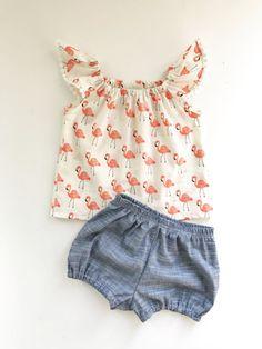 Flamingo ruffle sleeve top baby shirt toddler shirt baby - August 10 2019 at Baby Outfits, Toddler Boy Outfits, Baby & Toddler Clothing, Kids Outfits, Kids Clothing, Toddler Girls, Clothing Stores, Toddler Chores, Infant Clothing