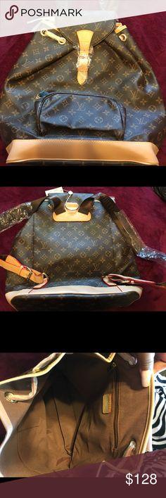 Louis Vuitton bag pack Brand new obvious price dz brand Louis Vuitton Accessories