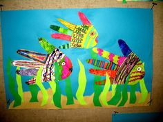 Rainbow Fish Activities (1) | Squarehead Teachers