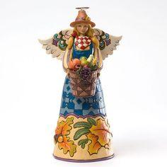 Jim Shore и его прекрасные ангелы - Ярмарка Мастеров - ручная работа, handmade