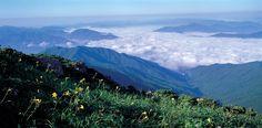 지리산 - 노고단 운해 (Mt. Jirisan, Korea)