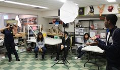 YOUmedia Expansions Offer Teens Student-Centered Learning ...
