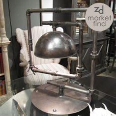 Metal 350 Table Lamp from @Zinc_Door #zincdoor #hpmkt #zdmarketfind