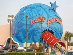 Myrtle Beach, SC - Planet Hollywood Myrtle Beach