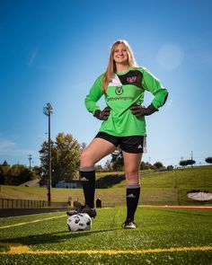 My daughter is a goalkeeper and senior this year. She wanted to take senior sports photos along with nature photos to show her interest. Girl Graduation Pictures, Sports Photos, Goalkeeper, Senior Photos, Nature Photos, Picture Ideas, Daughter, Running, Night