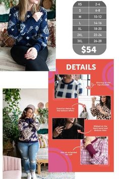 Get a Harper Knit sweater perfect for fall and Christmas. Click to join my group and see what is in stock.