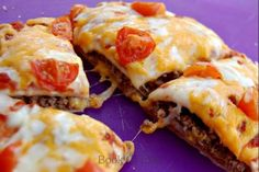 How To Make Mexican Pizza Supreme Taco Bell Copycat Recipe -- This was very good. Instead of salsa, prepare the copycat Taco Bell Red Sauce recipe.