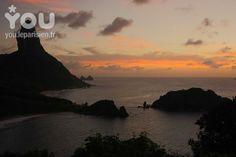 Archipel de Fernando de Noronha - Fin d'après midi Trekking, Photos, Wedding Photography, Celestial, Sunset, Beach, Water, Outdoor, Rainy Season