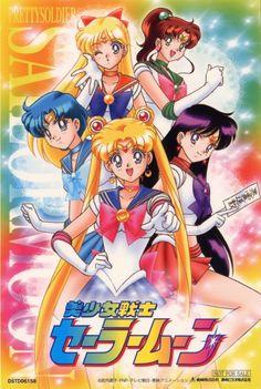 Naoko Takeuchi, Bishoujo Senshi Sailor Moon, Sailor Mars, Makoto Kino, Sailor Jupiter