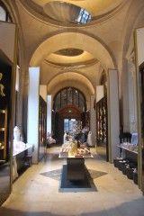 vestiaire de l'opera garnier | Ponctuelle - Light design