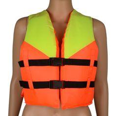 Kids Life Jacket Swimwear Vest Child Children Youth Boy Girl Boating Swimming