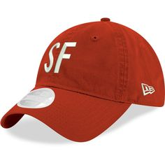 best service 5f94f a1ee2 Chicago Bears New Era Women s Hometown Adjustable Hat – Orange. San  Francisco 49ers ...