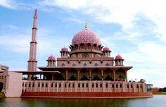Putra Mosque- Putrajaya, Malaysia