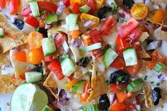 Gastronomical Sovereignty: February SRC Reveal: Greek Nachos