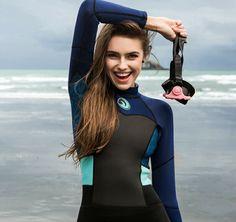 ♀️⛱ Scuba Diving Equipment, Scuba Girl, Equestrian Girls, Womens Wetsuit, Female, Lady, Snorkeling, Swimwear, How To Wear