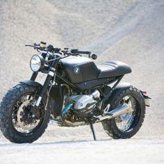 bmw k100 custom   Custom BMW R1200R Scrambler Cafe by Lazareth Auto Moto