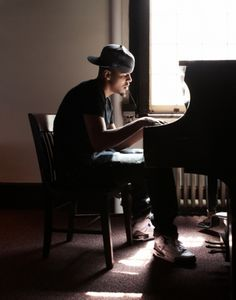 J.Cole perfecting his art. Click on the picture to see a live freestyle from the North Carolina native.