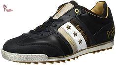 Pantofola D'Oro  Imola Adesione Uomo Low, Sneakers Basses homme - Noir - Schwarz (.25Y), 42 - Chaussures pantofola doro (*Partner-Link)